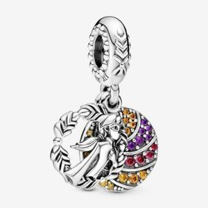 🌀Pandora Disney Frozen Anna Dangle Charm